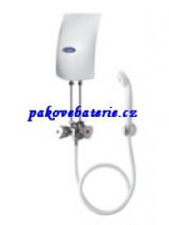Průtokový ohřívač HAKL PM 145 - 4,5 kW se sprchovou klasickou baterií