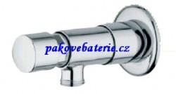 Nástěnný pisoárový (sprchový) časový ventil 1/2