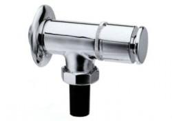 Časový nadomítkový splachovací ventil WC
