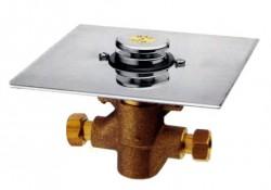 Časový nášlapný ventil podlahový
