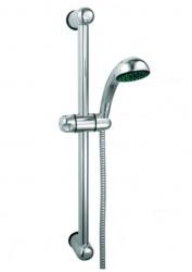 DIXIELAND, sprchová souprava, 1-polohová sprška, chrom